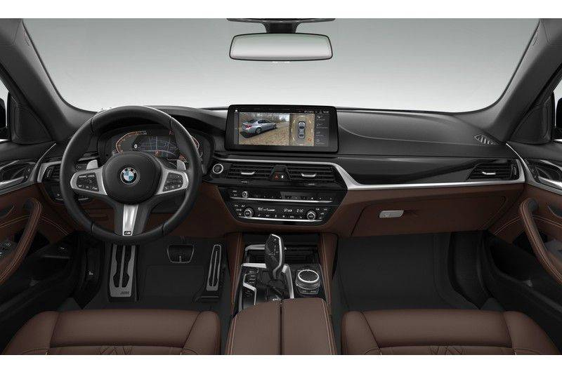 BMW 5 Serie 530i High Executive Launch Edition afbeelding 3