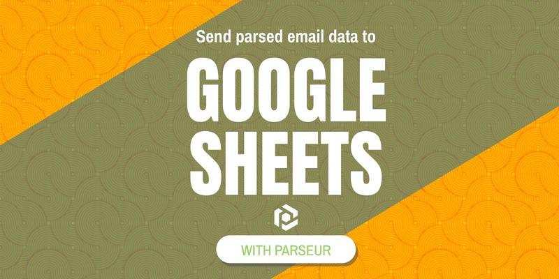 Email to Google Sheets cover image
