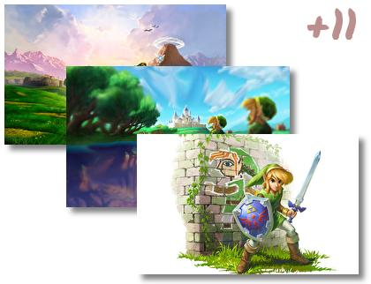 Link theme pack