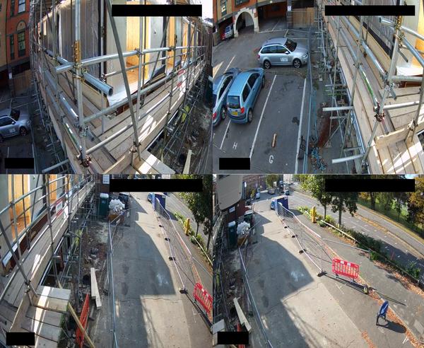 RDT CCTV - site images