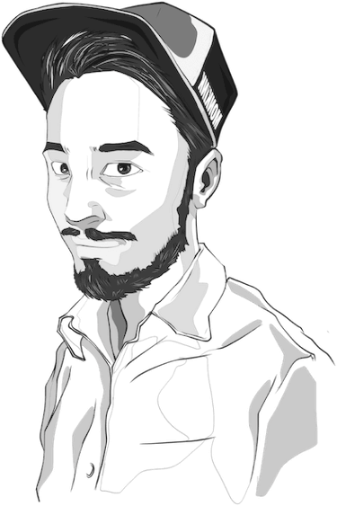 Denis Rojcyk profile illustration