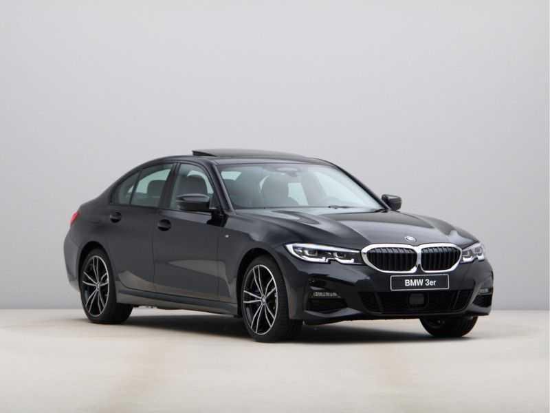 BMW 3 Serie 330e High Exe M-Sport Aut afbeelding 4