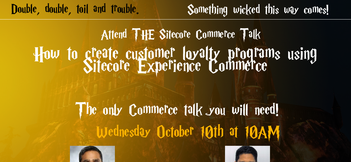 How to create customer loyalty programs using Sitecore Experience Commerce and Email Experience Manager
