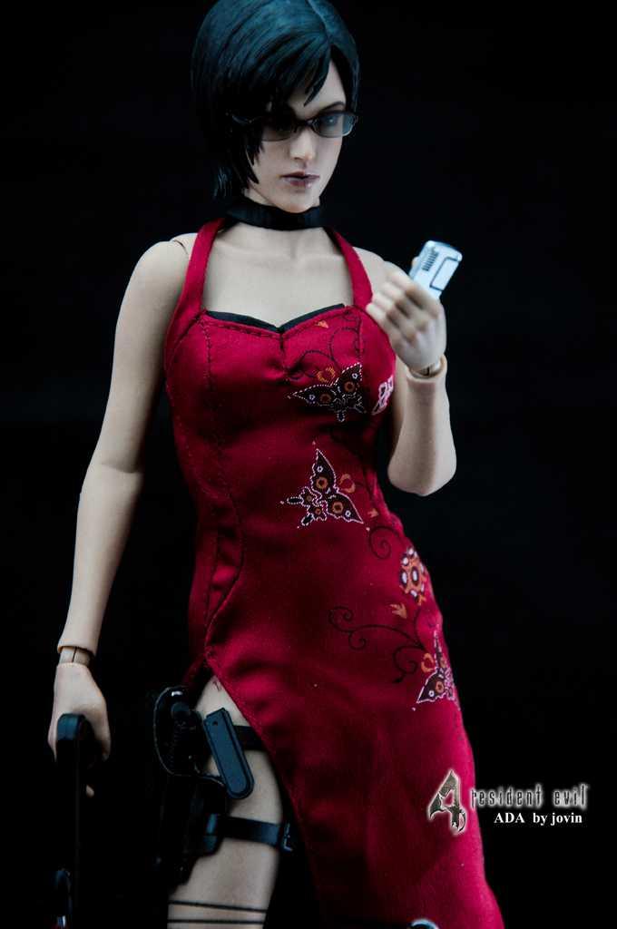 Hot Toys 1:6 Scale Resident Evil 4 Ada Wong VGM16 | eBay