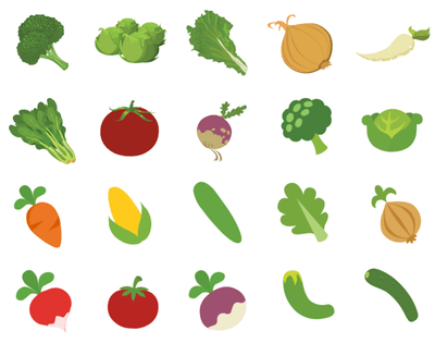 Vegetables logo