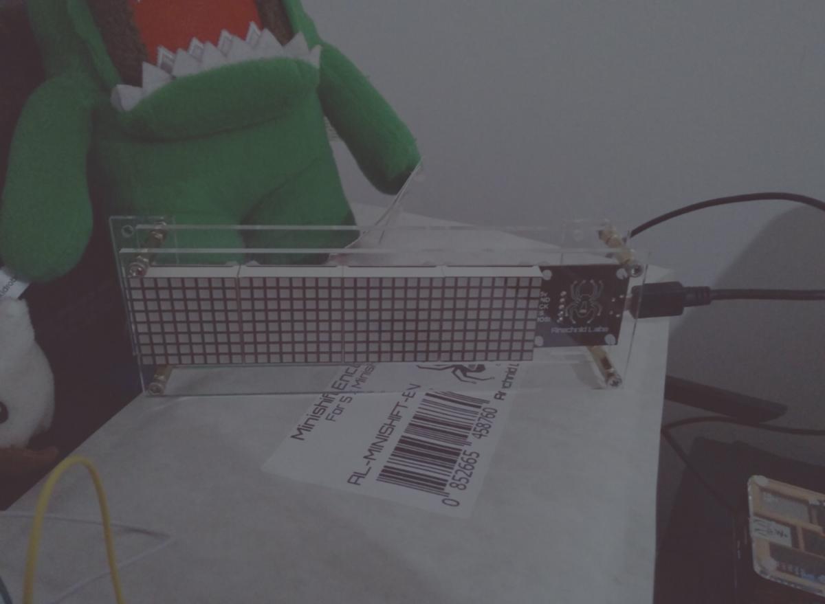 "Key art for blog post ""Arachnidlabs Minishift and Ubuntu / Pi """