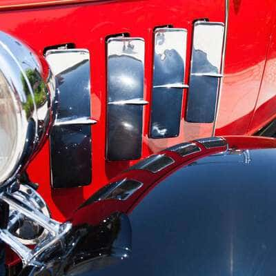 Chevrolet Confederate Sports Roadster 1932 3