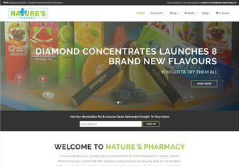 Natures Pharmacy Screenshot