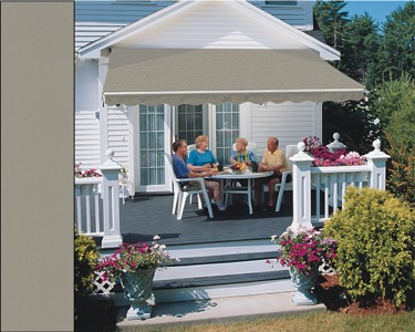 SunSetter Vinyl Fabric Selection|Patio Awnings|Canada