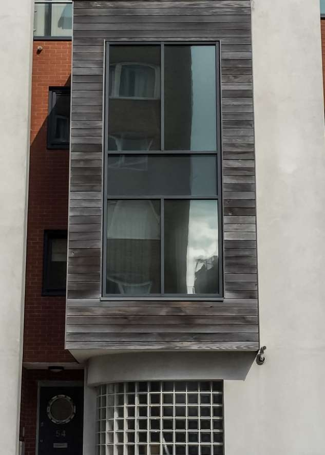 Residential Res. Solar Control Film