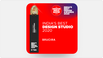 Got awarded as India's Best Digital Design Agency