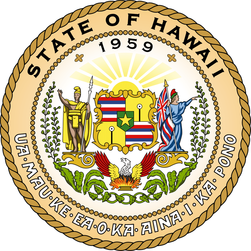 logo of State of Hawaii