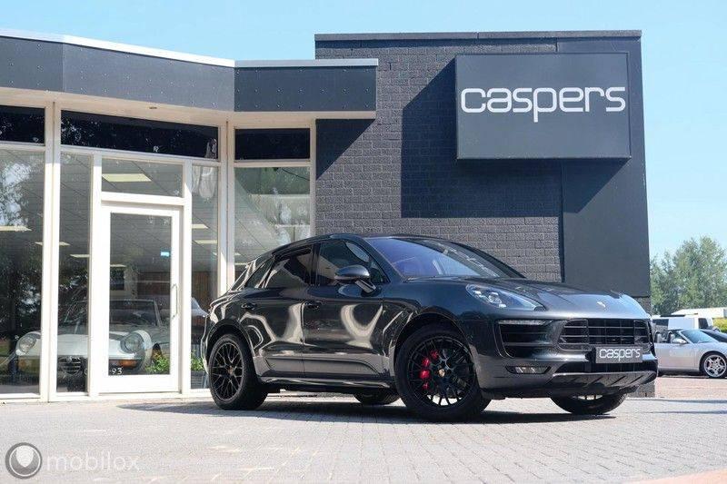 Porsche Macan 3.0 GTS | Sport Chrono | LED | Bose afbeelding 1