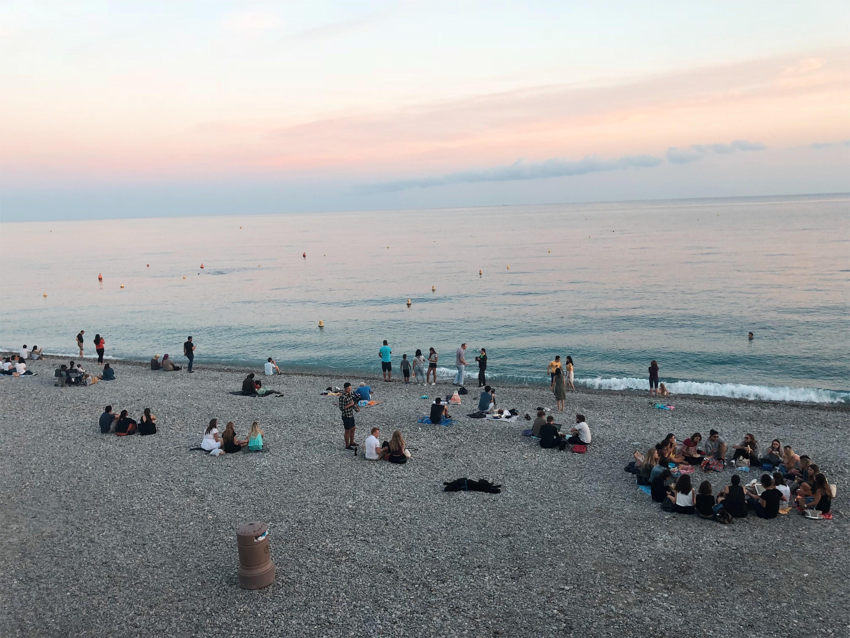 Nica plaža