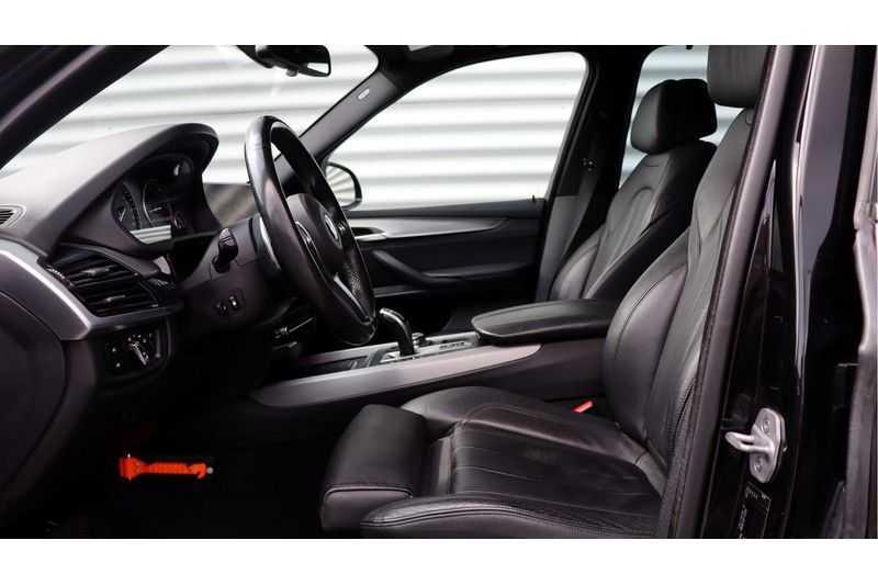 BMW X5 xDrive40d High Executive M Sport 7p. Panoramadak, Head-Up display, Harman/Kardon afbeelding 14