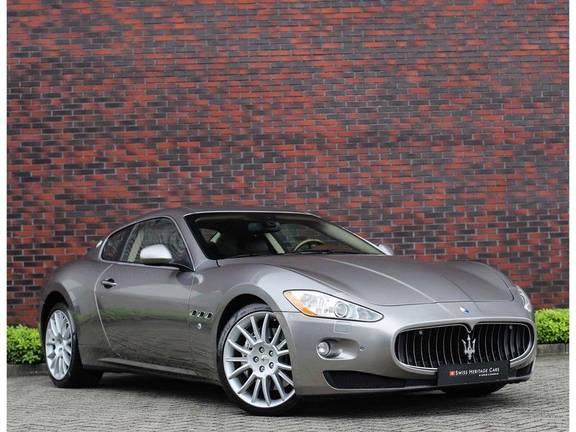 Maserati GranTurismo 4.7 S *Dealer onderhouden*Memory*Vol!*