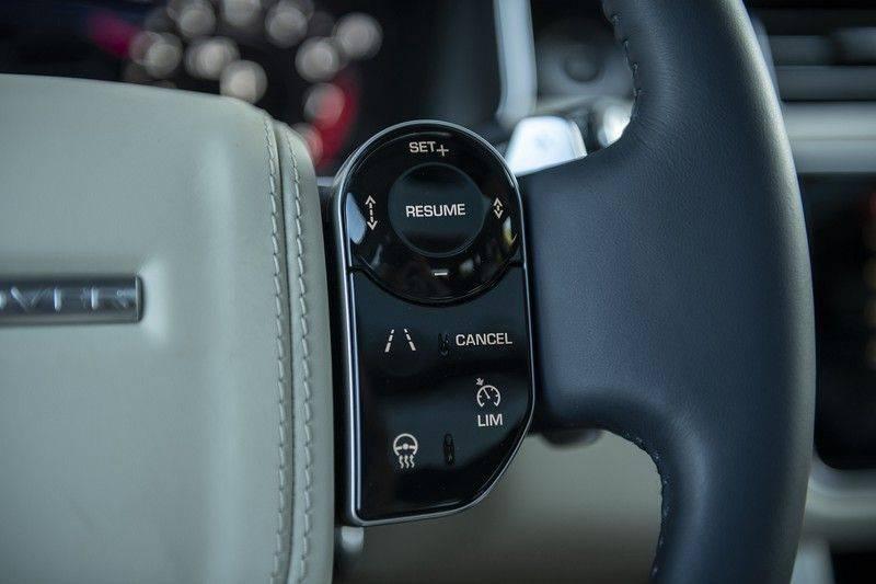 Land Rover Range Rover 5.0 V8 SC Autobiography Portofino Blue + Verwarmde, Gekoelde voorstoelen met Massage Functie + Adaptive Cruise Control + Head Up afbeelding 17