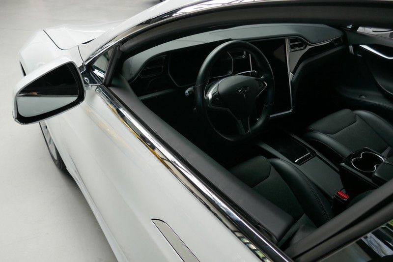 Tesla Model S 75D 4% PANODAK - ex.BTW afbeelding 10