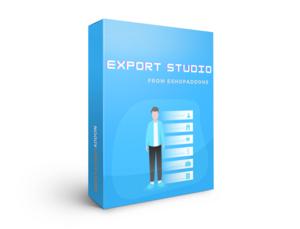Complete Export Studio