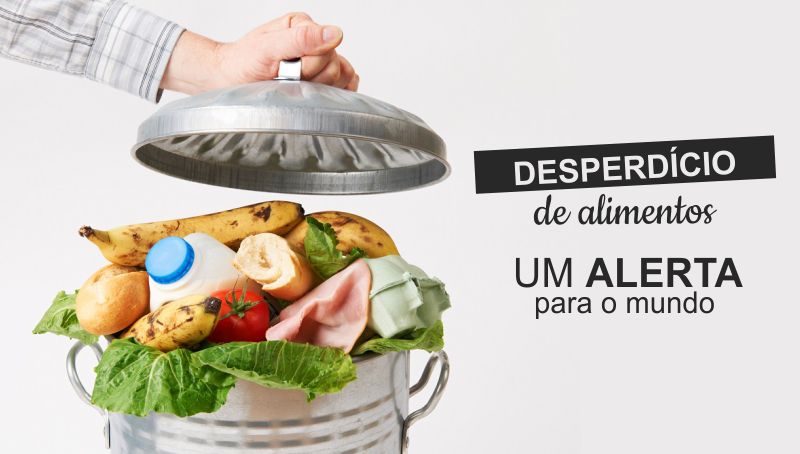 Imagem em destaque para o artigo: Como e porque reduzir o desperdício de alimentos