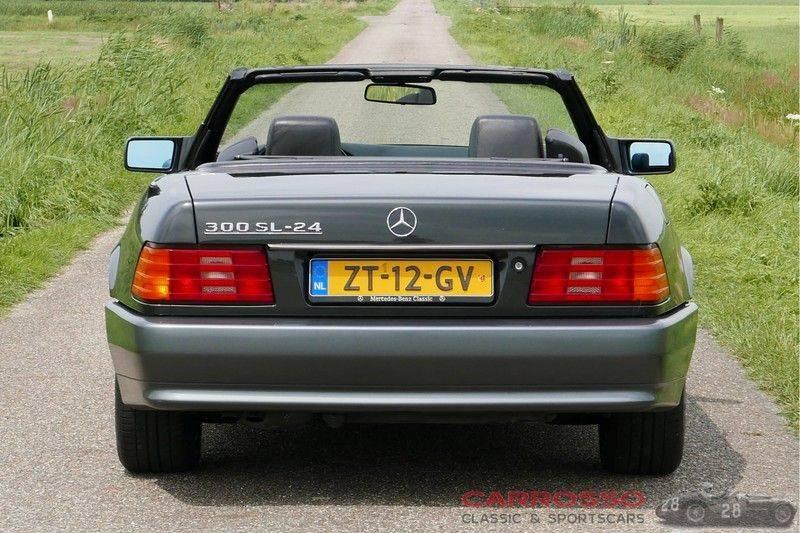 Mercedes-Benz SL-Klasse 300 SL-24 Automaat NL-Auto Hardtop afbeelding 9