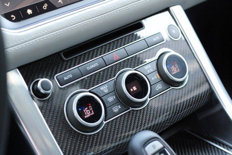 "Land Rover Range Rover Sport 5.0 V8 SVR Pano, 23"", Schaalstoelen, Carbon, afbeelding 18"