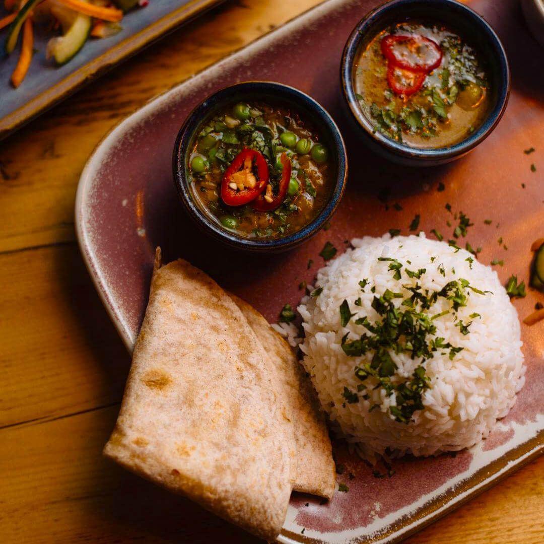 Dapur Malaysia food