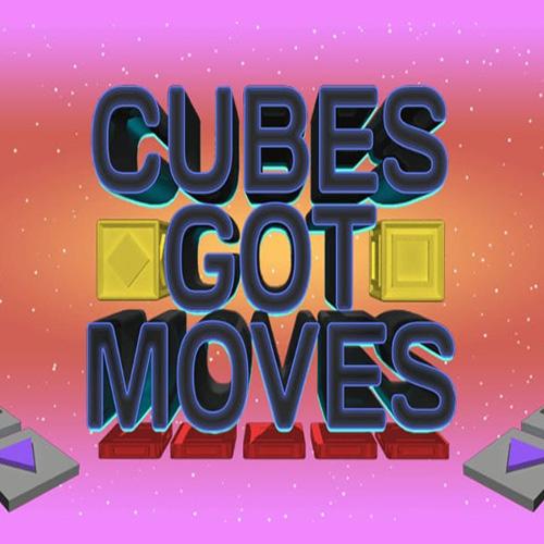 Cubes Got Moves