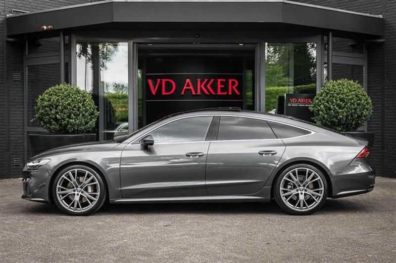 Audi A7 50 TDI ABT S-LINE+LUCHTVERING+3D CAMERA afbeelding 13