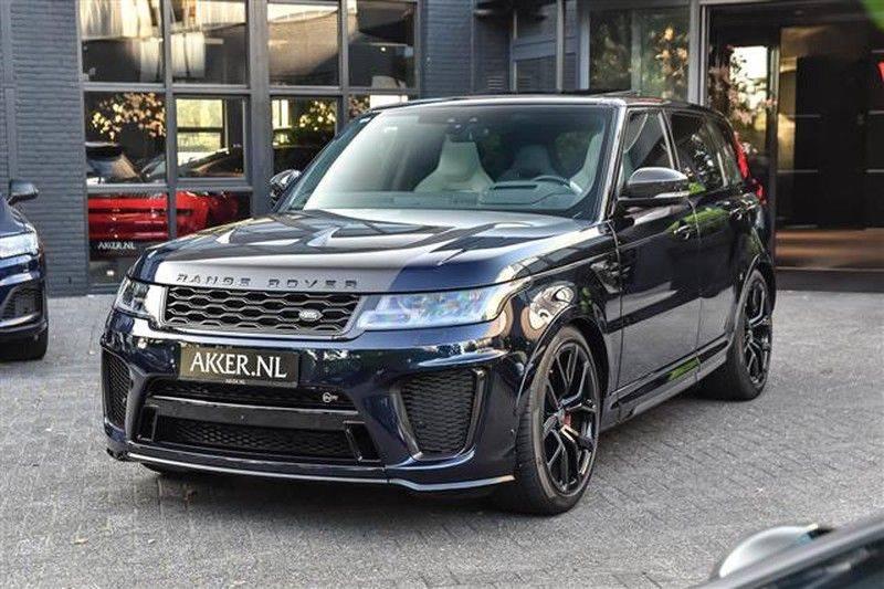 Land Rover Range Rover Sport 5.0 SVR CARBON+HEADUP+ACC+TR.HAAK NP.265K afbeelding 10