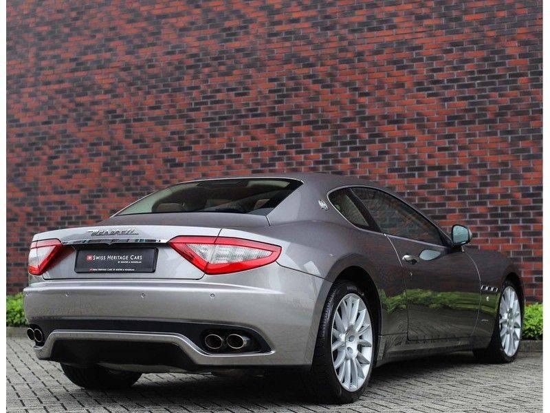 Maserati GranTurismo 4.7 S *Dealer onderhouden*Memory*Vol!* afbeelding 19