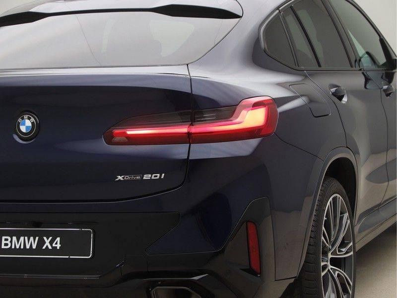 BMW X4 xDrive20i High Executive . afbeelding 20