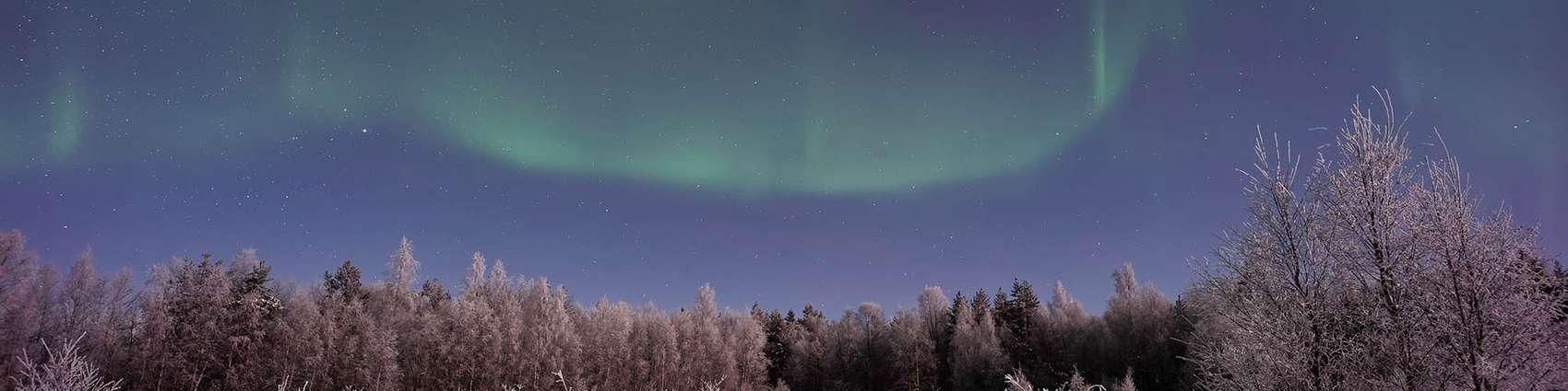 nordlys i finland