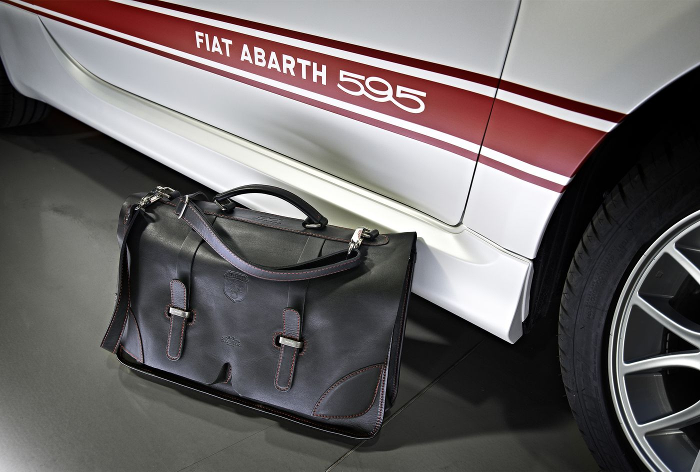 Abarth Leather Collection