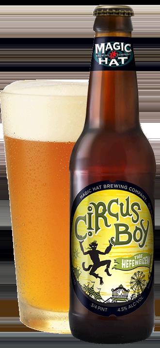 Circus Boy Bottle & Pint