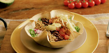Terrific Chicken Taco Bowl