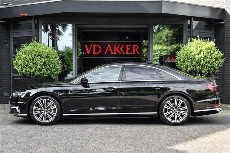 Audi A8 60 TFSI E HYBRID MASSAGE+4WSTURING+360CAMERA afbeelding 6