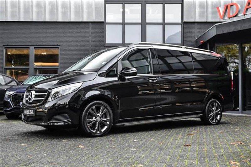 Mercedes-Benz V-Klasse V250D LANG VIP TV+4X CAPTAIN SEATS+CAMERA afbeelding 11
