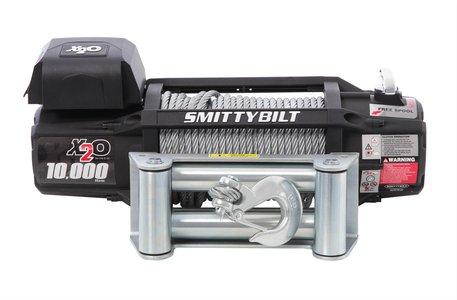 Smittybilt Gen2 X2O 10000 Waterproof Winch 97510 10000 lb winch