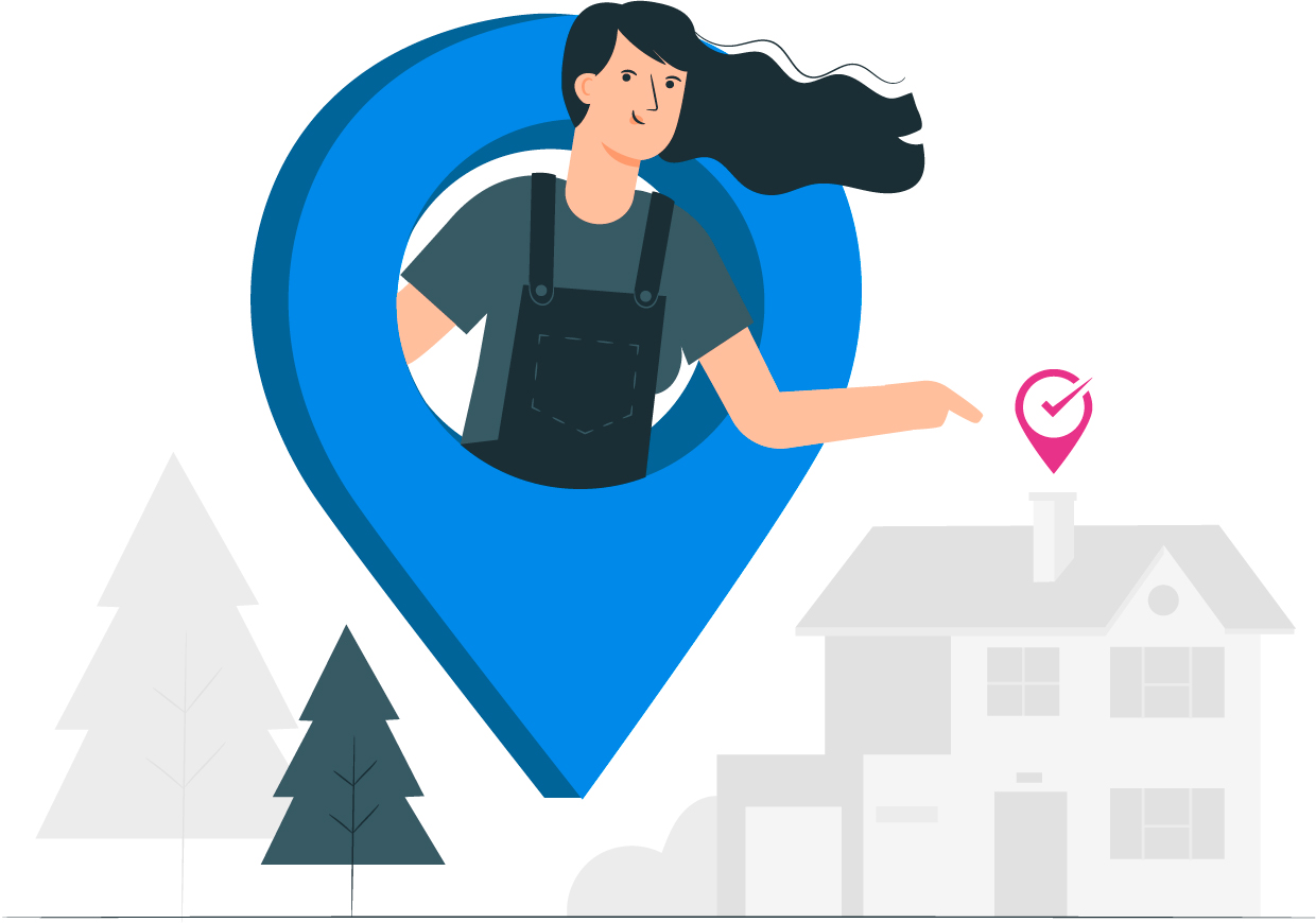Ease user journeys with automatic geolocation