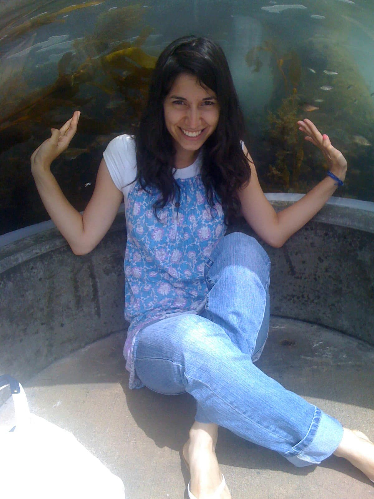 mariam under the sea