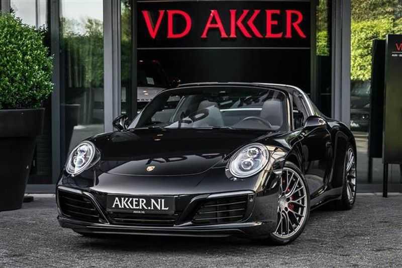 Porsche 911 TARGA 4 SPORT CHRONO+CAMERA+AKRAPOVIC afbeelding 1