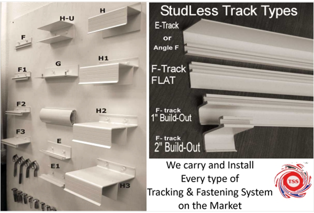 Fastening and Track Systems