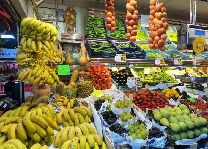 Wochenmarkt Pere Garau Palma