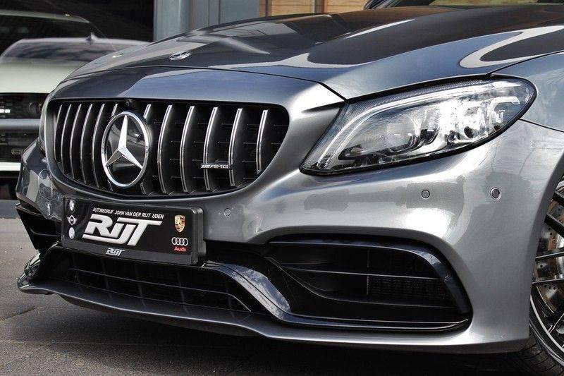 Mercedes-Benz C-Klasse C63 AMG 4.0 V8 Estate 476pk! **360°Camera/Burmester/Spoorassistent** afbeelding 2