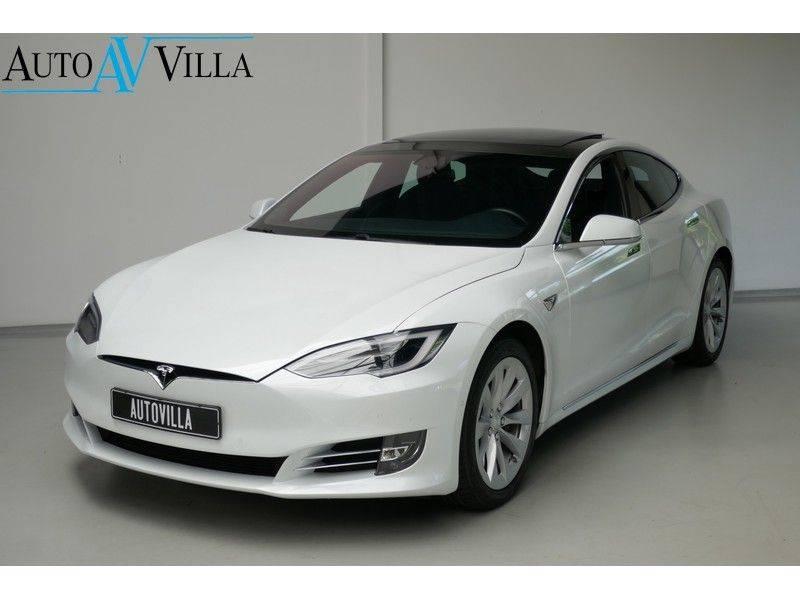 Tesla Model S 75D 4% PANODAK - ex.BTW afbeelding 1