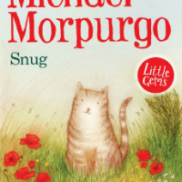 Snug book cover by Michael Morpurgo