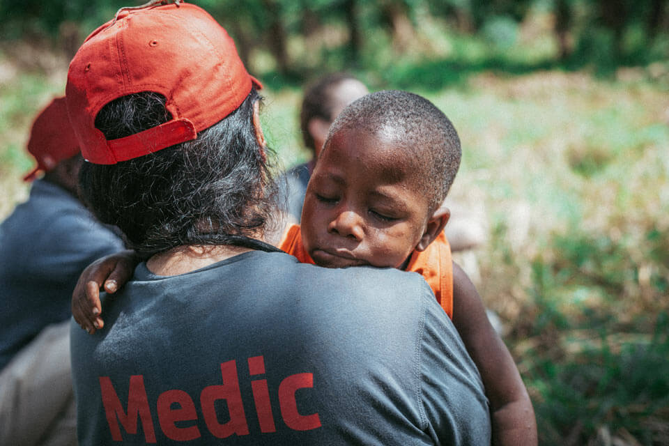 Team Rubicon Leverages Fulcrum in Cyclone Idai Response