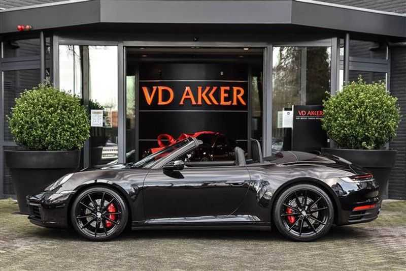 Porsche 911 992 4S CABRIO BOSE+SPORTUITLAAT+SPORT CHRONO afbeelding 24