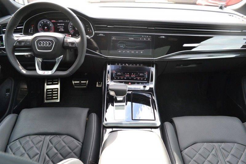Audi Q8 55 TFSI S-Line / Massage / HuD / B&O Advanced afbeelding 10